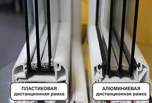 Рамки в стеклопакете