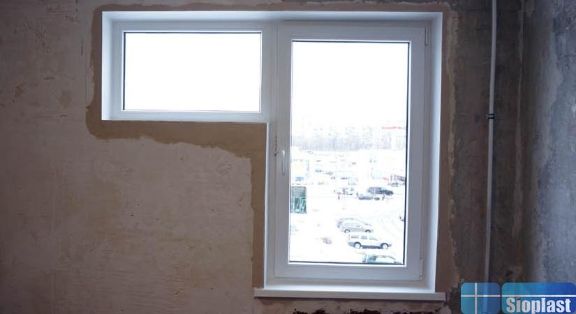 Г-образное окно в серию 600.11