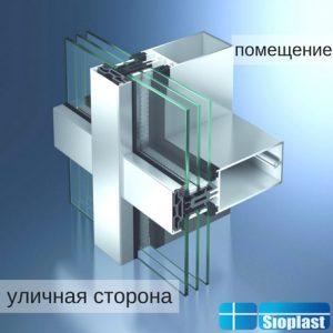 фасадное остекление татпроф спб