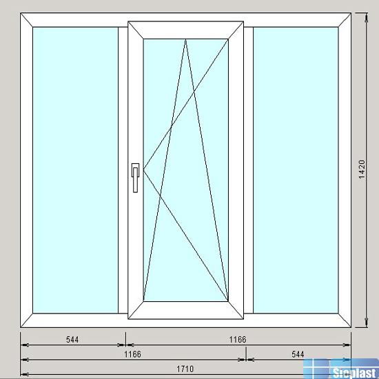 окно в панельный дом 137 серии