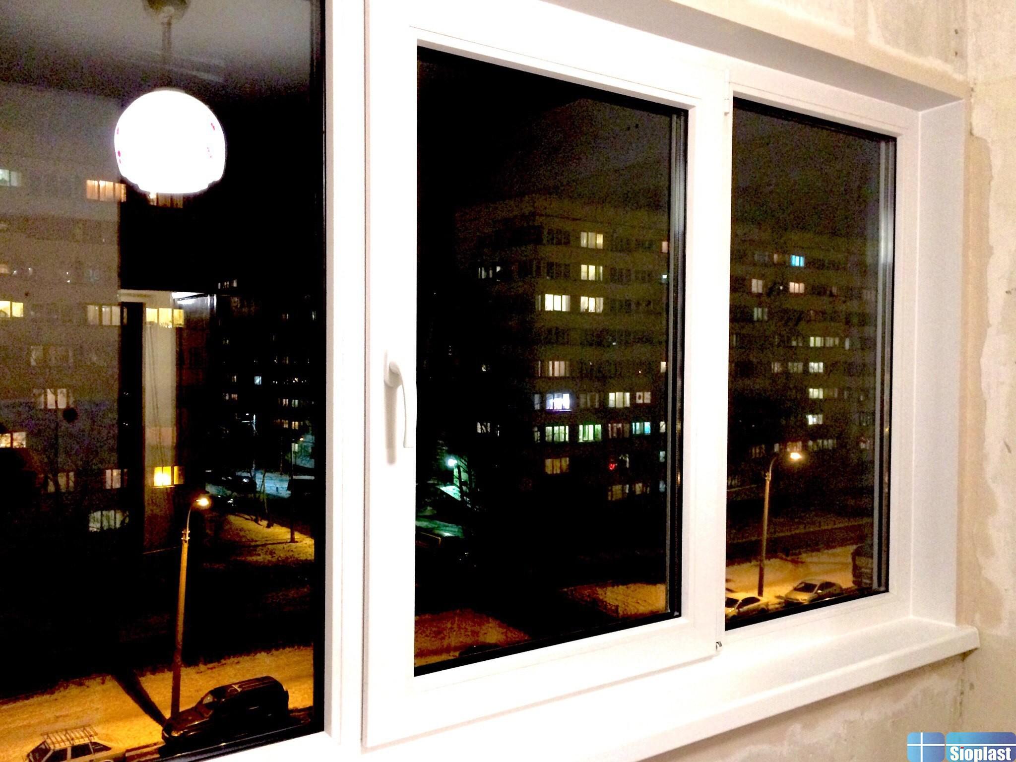 Окна в панельный дом