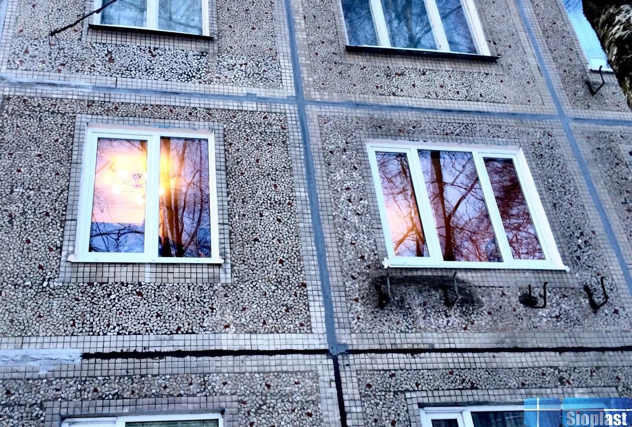 окна в хрущевку