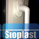 Пластиковое окно ручка hoppe compact
