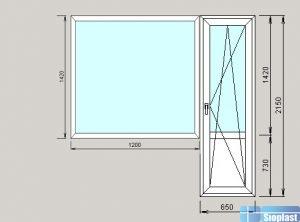 балконный блок в панельный дом 137 серии