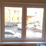 Г-образное окно серия 600.11