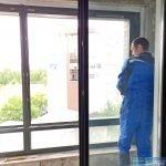 Замена холодной лоджии жк 4 горизонта Пискарёвский дом 1
