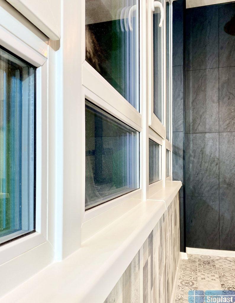 Утепление балкона Гринландия
