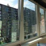 Утепление балкона ЖК Вернисаж