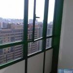 Холодный балкон ЖК Гринландия