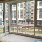 Утепление балкона в ЖК Три Ветра
