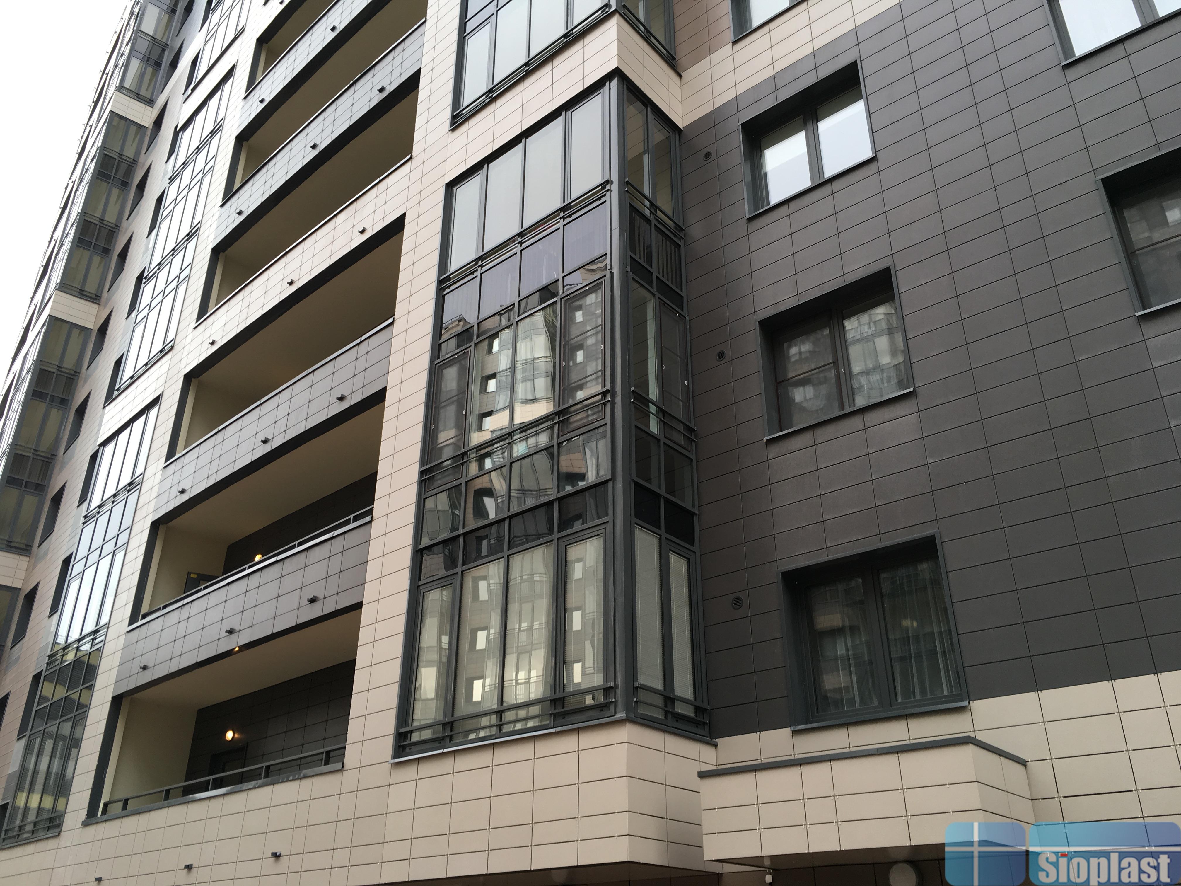 Заменить остекление балкона в ЖК Три Ветра