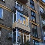 остекление балкона в сталинке спб