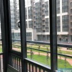балкон в жк три ветра