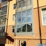 Замена балкона Николая Соколова