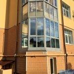 Теплый балкон ЖК Еловый Дом