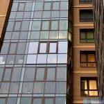 Утепление балкона Блюхера 7