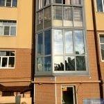 Утепление балкона ЖК Еловый Дом