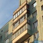 Балкон 504Д серия