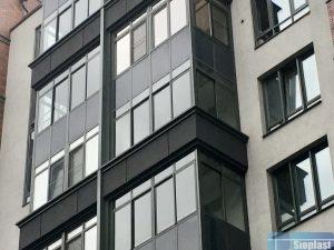 Балкон ЖК 4 Горизонта