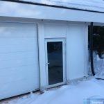 Теплая алюминиевая дверь СИАЛ с терморазрывом
