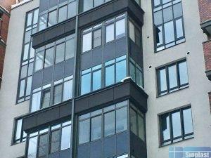 Балкон Дом На Излучине Невы
