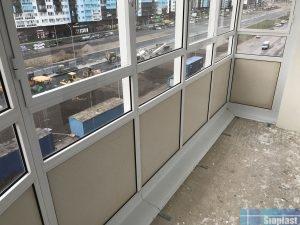 Балкон от застройщика ЖК Чистое Небо