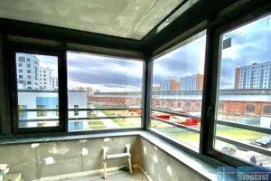 ЖК Галактика балкон