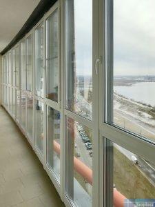 Балкон ЖК Паруса